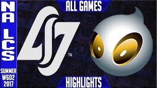 CLG vs DIG Highlights ALL GAMES - NA LCS week 6 Summer 2017 - CLG vs DignitasNALCS teams: Dignitas, Fly Quest, TSM, EnVyUs, Phoenix 1, CLG, Liquid, Echo Fox, Immortals, Cloud9NA LCS Spring 2017 playlist: https://www.youtube.com/watch?v=6Nat_jBUPyE&list=PLJwuLHutaYuLhpm8EMj2AyWxhS4xEFKn4☻All games spoiler free with stats and infographs at Stage: https://stage.gg/► All other previous tournaments: http://bit.ly/1WBqwLzKazaLoLLCShighlights -  bringing you fast highlights of LCS, LCK, LPL and LMS League of Legends Esports Matches every day♡♡♡♡♡♡♡♡♡♡♡♡♡♡♡♡♡♡♡♡♡♡♡♡♡♡♡♡♡♡✉ Social media below - Follow for regular updatesⓕⓑ  KazaGamez  ►http://on.fb.me/1N5j0EHⓖ+                            ►http://bit.ly/1Bpjrbaⓣⓦⓘⓣⓣⓔⓡ      ►Twitter      -  http://bit.ly/1BkVAtGⓣⓦⓘⓣⓒⓗ          ►Livestream: http://bit.ly/1BpjzYdⓓⓞⓝⓐⓣⓔ          ►Paypal: http://bit.ly/1cBU6JnSubscribe: http://bit.ly/1oZa2wJ