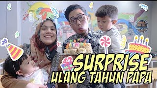 Video Surprise Ulang Tahun Papa #vlogrng MP3, 3GP, MP4, WEBM, AVI, FLV Januari 2019