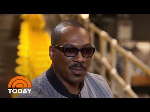 Eddie Murphy Returns To SNL (Along With Gumby, Buckwheat, Mr. Robinson)   TODAY