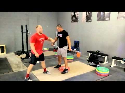 Improve Your Footwork in the Snatch - The Lifting Fix