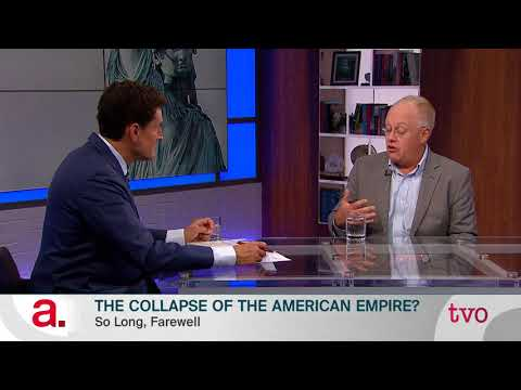 The Collapse of the American Empire?