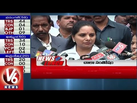 1-PM-Highlights-TRS-Triumph-In-Civic-Polls-YS-Jagan-On-Loan-waiver-Pak-About-T20-Match-09-03-2016