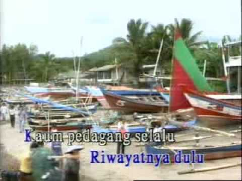 Gesang -  Bengawan Solo (Official Music Video)