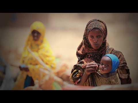 """""""Doğu Afrika'daki kuraklık felaketinde oradaydık"""""""