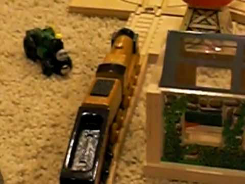 Daisy's Big Disaster | Thomas & Friends Wooden Railway Adventures | Episode 72