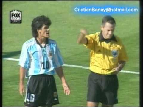 Holanda 2 Argentina 1 Mundial Francia 1998 (Resumen Completo)