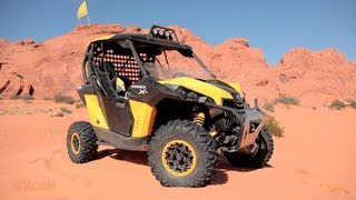 2. 2013 Can-Am Maverick 1000R X rs Review