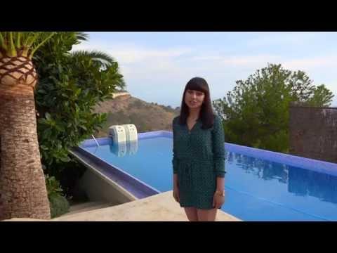 Аренда виллы в Испании - современная вилла в Бенидорме для аренды 2012 года постройки