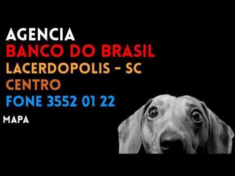 ✔ Agência BANCO DO BRASIL em LACERDOPOLIS/SC CENTRO - Contato e endereço