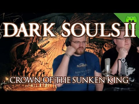 CROWN OF THE SUNKEN KING # 11 - Boss: Elana «»  Let's Play Dark Souls 2 | Deutsch Full HD