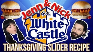 RECIPE White Castle - Thanksgiving Slider - CopyCat