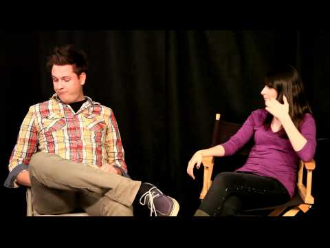 Improv Scene with Cassidy Lehrman and Brandon Ehrhart