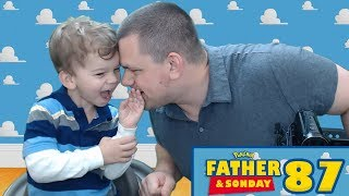 Father and Sonday! | Opening Pokemon Cards with Lukas #87 by The Pokémon Evolutionaries