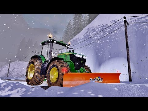 Samasz PSC 302 Safe snow plow v1.0