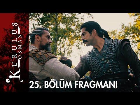 Kuruluş Osman 25. Bölüm Fragmanı