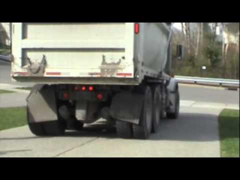 Грузовики Kenworth Dump truck