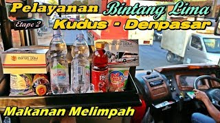 "Video NAIK BUS INI DIJAMIN KENYANG !!! Surya Bali Kudus - Denpasar ""First Class Service"" MP3, 3GP, MP4, WEBM, AVI, FLV Oktober 2018"