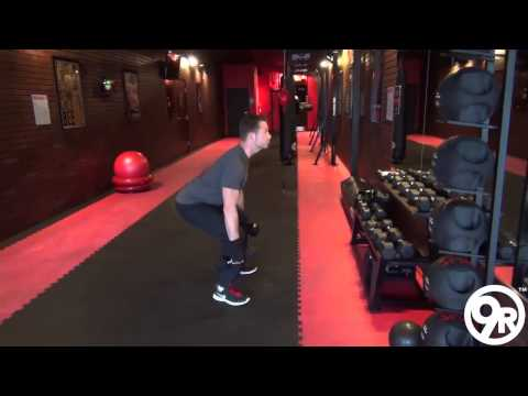 "Squats With Dumbbells: Shannon ""The Cannon"" Reviews Station 2's Wednesday Exercise"