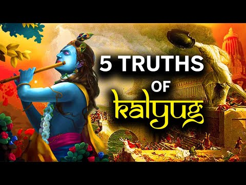 Video Krishna Already Told 5 Truths Of Kalyug To Pandavas At The Time Of Mahabharata  [In Hindi] download in MP3, 3GP, MP4, WEBM, AVI, FLV January 2017