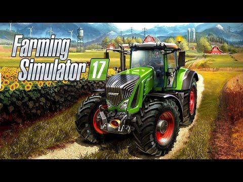 СИМУЛЯТОР СЧАСТЛИВОГО ФЕРМЕРА ●  Farming Simulator 17 ● #1