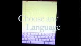 Some of us need more input languages on our iOS 5 or iOS 6 devices, here is how to set up. Adding Chinese language, Korean, Japanese, even hundreds of differ...