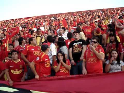 Furia Roja - Celebración Del Segundo Gol ( Unión Española ) Contra Velez Sarfield - Fúria Roja - Unión Española