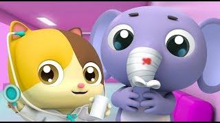 Video Kitten Doctor in Hospital   Doctor Cartoon   Kids Cartoon   Nursery Rhymes   Baby Songs   BabyBus MP3, 3GP, MP4, WEBM, AVI, FLV Juli 2019