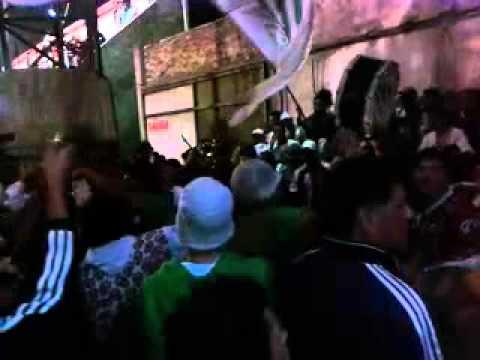 La previa de la banda villera - La Barra de Laferrere 79 - Deportivo Laferrere