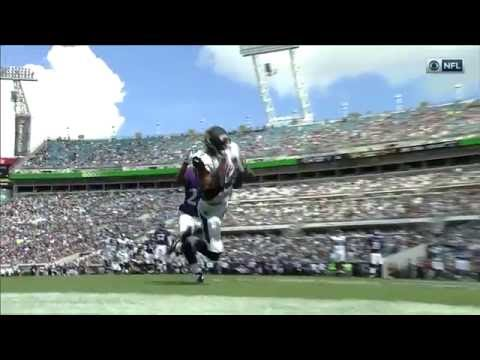 Allen Robinson Comes Down with Leaping TD Catch! | Ravens vs. Jaguars | NFL