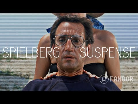 3 Ways Steven Spielberg Builds Nail-Biting Suspense