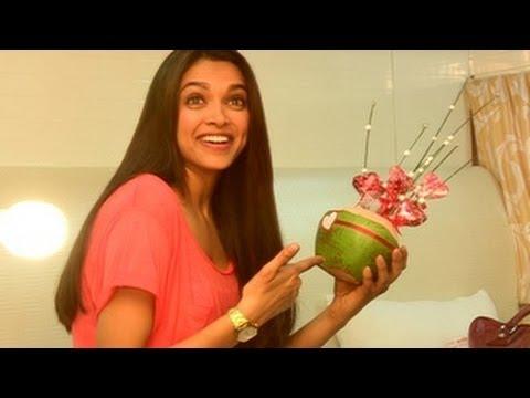 Deepika Padukone's SHOCKING VALENTINE GIFT