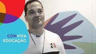 CONVIVA EDUCAÇÃO - Depoimento Antonio Jr.