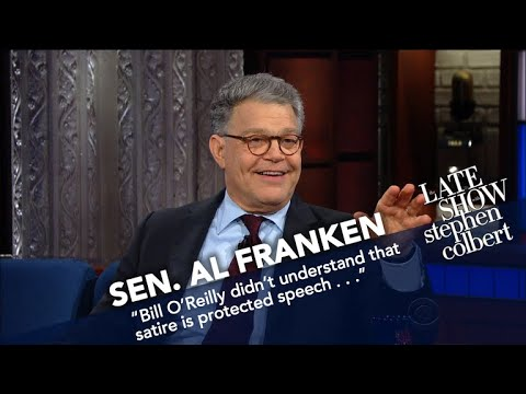 Senator Al Franken Witnessed McCain's Dramatic 'No' Vote