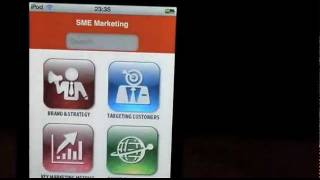 SME Marketing YouTube video