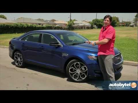 2013 Ford Taurus SHO: Video Road Test & Review
