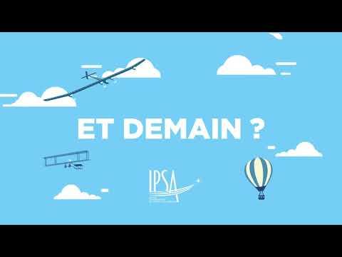 L'IPSA vous invite à l'Aéro-Club de France pour le lancement du livre « Le futur de l'avion »