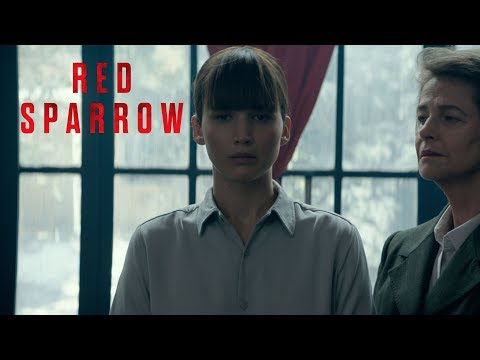 """Red Sparrow   """"I'll Find a Way"""" TV Commercial   20th Century FOX"""