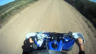 4. Yamaha raptor 250 top speed