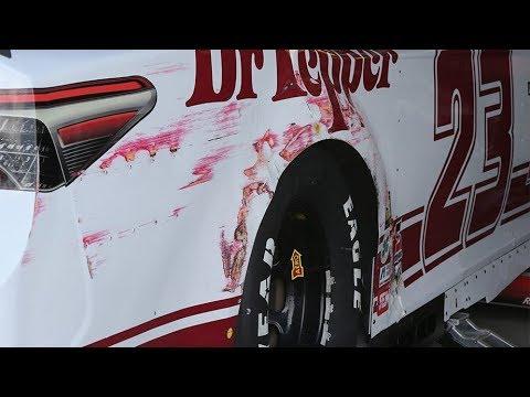 Drivers earn their Darlington stripes
