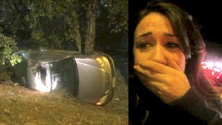 MY SISTER GOT IN A CAR ACCIDENT! :( | Vlogmas Day 5!