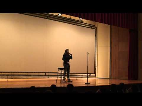 JHU Intersession Comedy 2011 Martha Harrison