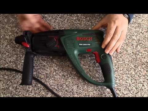 Bosch Trapano-Tassellatore PBH 2900 FRE ITA