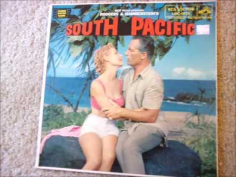 South Pacific Finale Nellie Forbush, Emile de Becque and Children