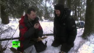 Lost: Russian Style (Winter Survival Guide)