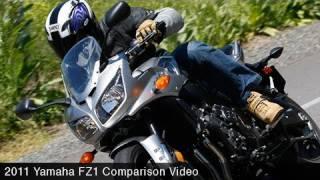 4. MotoUSA Road Sport Comparo:  2011 Yamaha FZ1