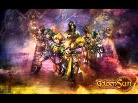 Golden Sun OST 13 - Kandorean Temple Labyrinth