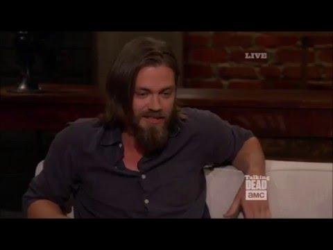 Talking Dead - Tom Payne (Jesus) on his character