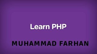 Exercise File: http://adf.ly/1lfbkITopic Include:Chapter 1: Installation of DreamweaverChapter 2: Installation of Localhost (Xampp)Chapter 3: How to Start PhpChapter 4: How to SaveChapter 5: SyntaxChapter 6: If ConditionChapter 7: Else ConditionChapter 8: Else If Condition Chapter 9: SwitchChapter 10: While LoopChapter 11: Do While LoopChapter 12: For loopChapter 13: For Each loopChapter 14: DateChapter 15: ArrayChapter 16: Numeric ArrayChapter 17: Associate ArrayChapter 18: Action ArrayChapter 19: FormChapter 20: GetChapter 21: PostChapter 22: Add ElementryChapter 23: Parameter FunctionChapter 24: Mathematic FunctionChapter 25: Phpmyadmin