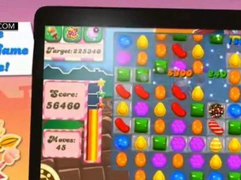 'CANDY CRUSH' Fans GUESS What......