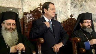 Chipre Espera Receber Primeira Tranche De Resgate Financeiro Em Maio